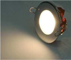 G4ハロゲンバルブ点灯イメージ